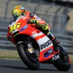 Kembalinya sang Legenda MotoGP di Le Mans-Perancis