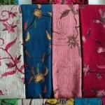 Warna mencolok vs motif berani itulah batik Madura