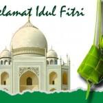 Menyambut Idul Fitri