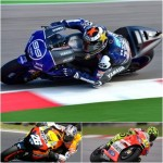 Lorenzo Juara di Misano, Rossi Kedua, Pedrosa Out of the Race