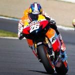 Menjadi juara MotoGP di Motegi-Jepang Pedrosa Menambah Point ke Juara Dunia