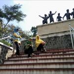 Monumen Kresek Saksi Bisu Kekejaman PKI