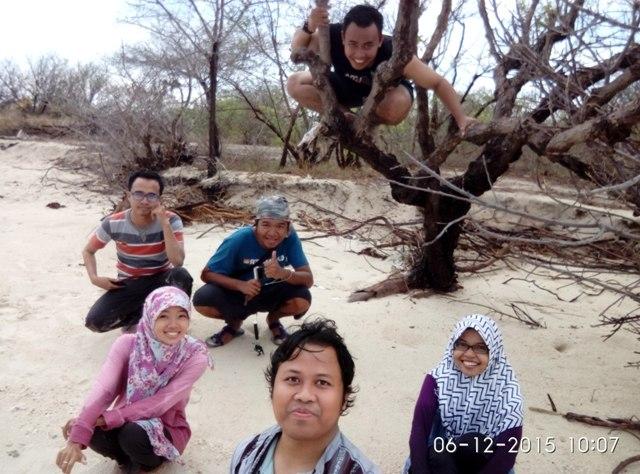 w/ team Madura Trip