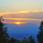 Mengejar Sunset di Puncak Becici