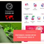 Pentingnya Vaksin untuk Pencegahan Covid 19