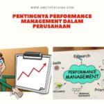 Pentingnya Performance Management dalam Perusahaan