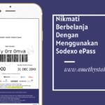 Nikmati Berbelanja dengan Menggunakan Sodexo ePass